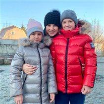 Ирина Слуцкая дети