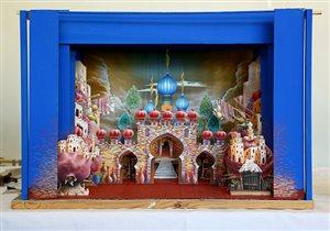 «Волшебная лампа Аладдина» - премьера на сцене Театра Сац!