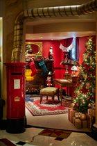 Письма Деду Морозу в лондонском отеле The Dorchester