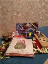 Новогодние фонарик от Иры (kura)