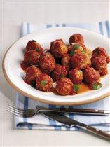 Острые мясные фрикадельки – рецепт для семейного ужина 14 февраля