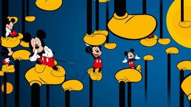 В Artplay завершается мультимедийная выставка посвященная юбилею Микки Мауса