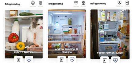 Найди любовь в холодильнике! Новое приложение для свиданий