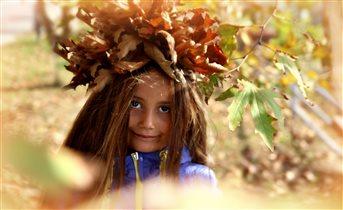 Осень - золотая