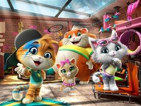 «44 котёнка»: Nickelodeon Россия покажет новый мультсериал от создателей фей Winx