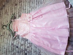 Платье новое рр 120-10