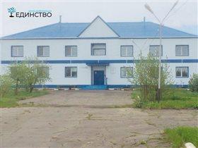 Стационар реабилитационного центра
