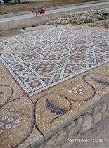 Архитектура Старого Херсонеса (мозайка в квадрате)