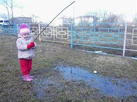 Учимся рыбачить