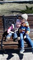 Счастье- в наших детях...