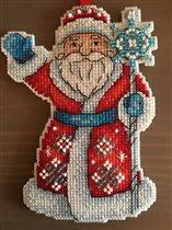 Дед Мороз от Жары-птицы
