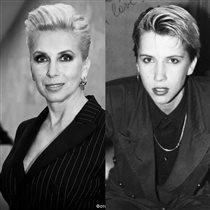 Алена Свиридова: фото сейчас и 30 лет назад. 'Вишенка просто налилась соком!'