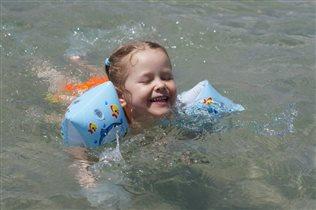 Я плыву))