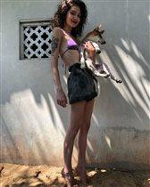 Дочь Егора Кончаловского ужаснула худобой: 'Девочка на грани, бейте тревогу!'