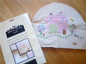 Sew&So Sweet cottage tea cosy kit