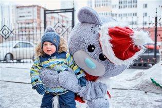 Зимние забавы)