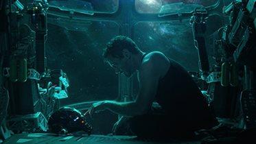 MARVEL «Мстители: Финал»: новый трейлер