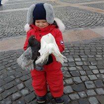 Ксения Собчак показала сына после развода