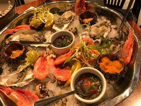 «Не путай берега» – ресторан морепродуктов в формате фудкорта