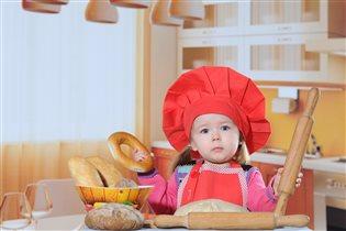 Шеф-повар Викуля!