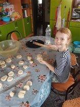 Вкусные пирожки от Жени.