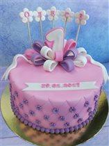 Самый первый торт)