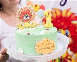 Торт на день рождения сына