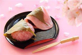 Четыре японских весенних десерта - в честь цветения сакуры