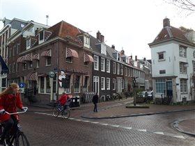 Улицы Амстердама ранним утром