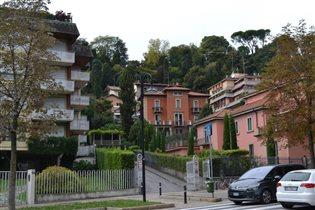 Тихая улочка Бергамо
