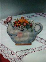 Чайничек от Оли Макитры