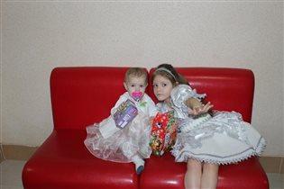 Мы мамины  маленькие принцессы