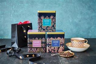 Подарки на 8 марта: чайные наборы Newby