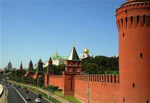 Менее знаменитые, но не менее важные башни Кремля