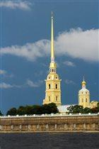 Одна из Питерских сооружений-Башня!