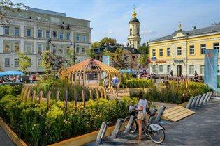 Чем удивит москвичей фестиваль 'Цветочный джем'