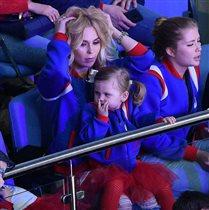 Пелагея впервые показала дочь: 'Вылитый Иван!'
