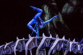 'ТОРУК – Первый полет' шоу Cirque du Soleil
