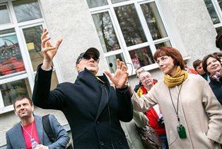«Шагая по Москве с Егором Бероевым» - серия бесплатных аудиогидов