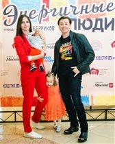 Сергей Безруков: семейное фото и 5 месяцев сыну