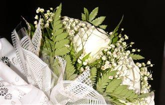 Букет невесты из 2005 года