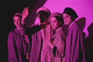 Проект 'Литература 5D: Оттепель' в театре 'МОСТ'