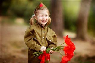 Счастливая Мирная Победная весна!