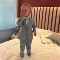 Ксения Собчак: фото сына - 'Вылитый Анатолий Собчак'