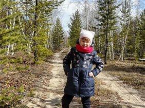 Весна в Якутии