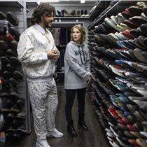 Необъятная гардеробная Филиппа Киркорова: 'Подумала, что это рынок'