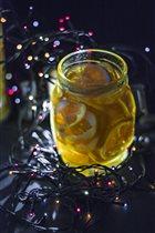 Лимонный фонарик