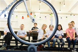 Детская некоммерческая велошкола «Красный насос» начнет работу во Всемирный день велосипеда ООН