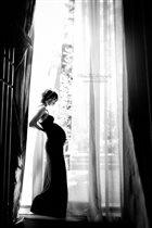 Фотосессия беременных дома