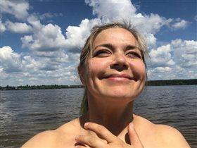 Ирина Пегова: обнаженное фото в честь 41-летия